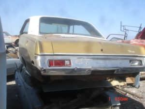 1971 Dodge Dart (71DG8652D)