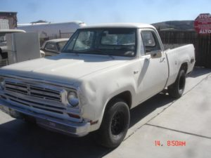 1974 Dodge-Truck  (747284D)