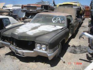 1969 Cadillac Coupe de Ville (69CA9273D)