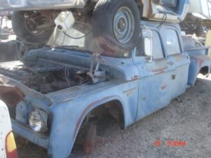 1968 Dodge-Truck Crew Cab (68DT4583D)