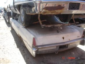 1969 Cadillac Sedan de Ville (69CA4320D)