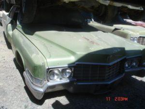 1969 Cadillac Sedan de Ville (69CA2609D)
