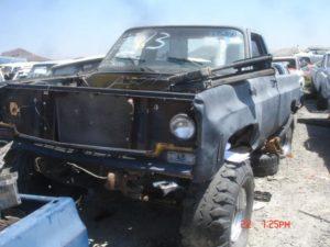 1973 Chevy-Truck 4X4 (739358D)