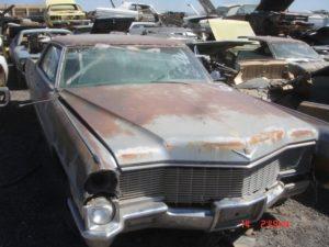 1965 Cadillac Sedan de Ville (65CA9883D)