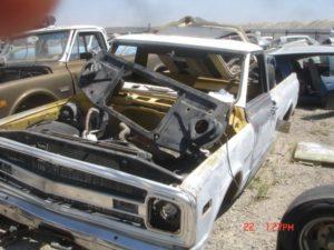 1971 Chevy-Truck C10 (719764D)