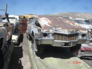 1969 Cadillac Coupe de Ville (69CA9289D)