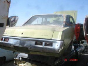 1972 Dodge Dart (72DG4573D)