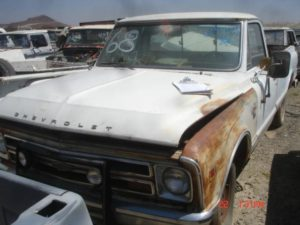 1968 Chevy-Truck C10 (684028D)