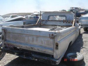 Gebruikte Chevrolet Truck onderdelen