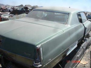 1969 Cadillac Coupe de Ville (69CA7562D)