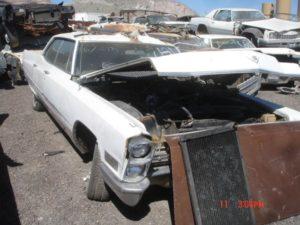 1967 Cadillac Sedan de Ville (67CA0995D)