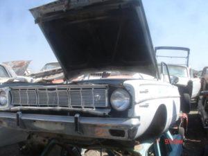 1966 Dodge Dart (66DG7021D)