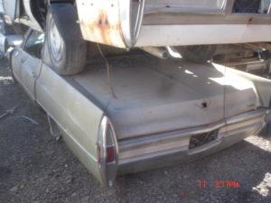 Gebruikte Cadillac onderdelen