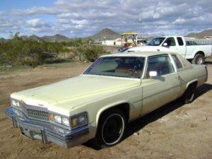 1978 Cadillac Coupe de Ville (78CA4955D)
