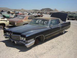 1970 Cadillac Coupe de Ville (70CA4027D)