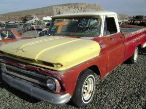 1965 Chevy-Truck C10 (65D)