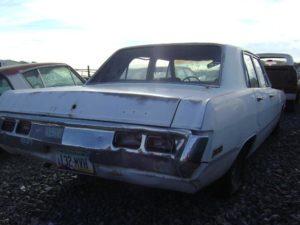 1971 Dodge Dart (71DGD)