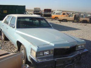 1977 Cadillac Sedan de Ville (77CA3395D)