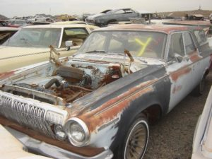1963 Dodge Station Wagon 330 model (63DG7690D)
