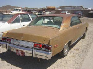 1974 Dodge Dart (74DG4901D)