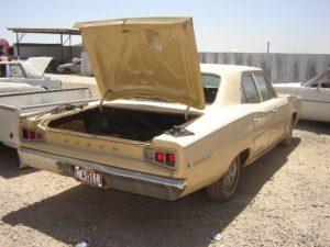 1968 Dodge Coronet (68DG0126D)
