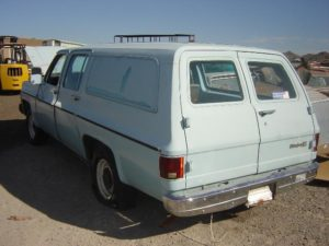1977 Chevy-Truck Suburban (77CT9504D)
