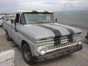 1963  Chevrolet Truck (634035D)
