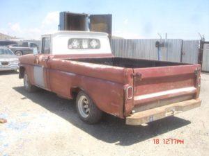 1963 Chevrolet Truck (635328D)