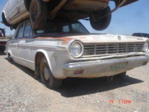 1965 Dodge Dart (65DG4580D)