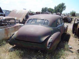 1946 Cadillac (46CA8704C)