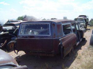 1964 Cadillac Hearse (64CA3835C)