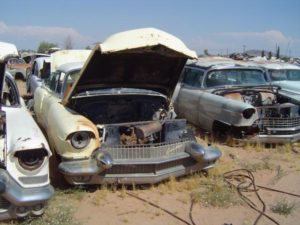 1956 Cadillac Sedan deVille (56CA0396C)