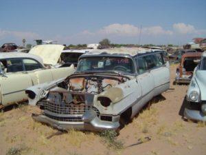 1955 Cadillac Fleetwood (55CA2582C)