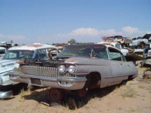 1960 Cadillac Sedan deVille (60CA8450C)