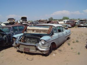1957 Cadillac Sedan deVille (57CA2530C)
