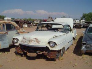 1956 Cadillac Sedan deVille (56CA1033C)