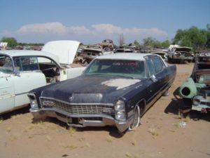 1968 Cadillac Fleetwood (68CA1034C)