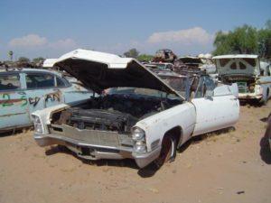 1968 Cadillac de Ville (68CA6377C)