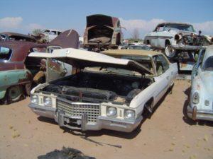 1971 Cadillac Sedan de Ville (71CA6235C)