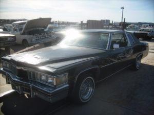 1978 Cadillac Coupe de Ville (78CA5992D)