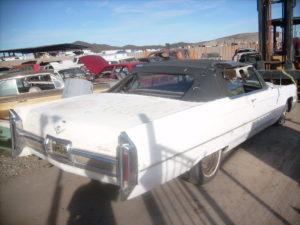 1966 Cadillac  De Ville (66CA3667D)