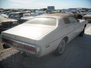 1974 Dodge Charger (74DG3562D)