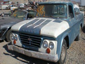 1965 Dodge-Truck 1/2T (65nvD)