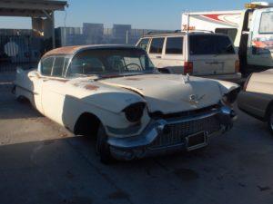 1957 Cadillac Sedan de Ville (57CA9363C)