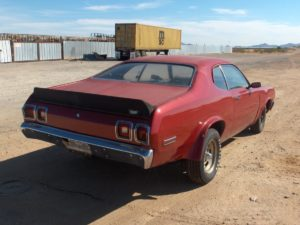 1973 Dodge Demon (73DG7137D)