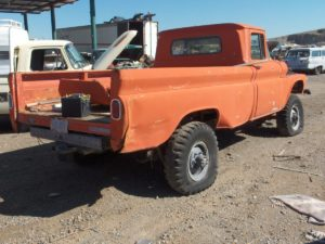 1965 Chevy-Truck 1/2T (65CH7336D)