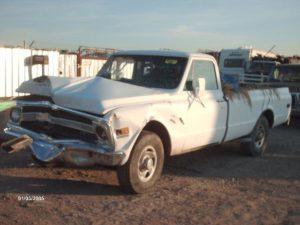 1971 Chevy-Truck  (719989D)