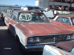 1967 Dodge Coronet (67DGNVD)