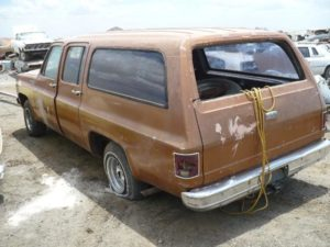 1977 Chevy-Truck Suburban (777562D)