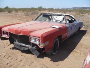1974 Cadillac Eldorado Convertible (74CA9495D)